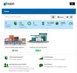 LMS & E-learning HAVI