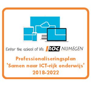 Samen naar ICT-rijk onderwijs ROC Nijmegen